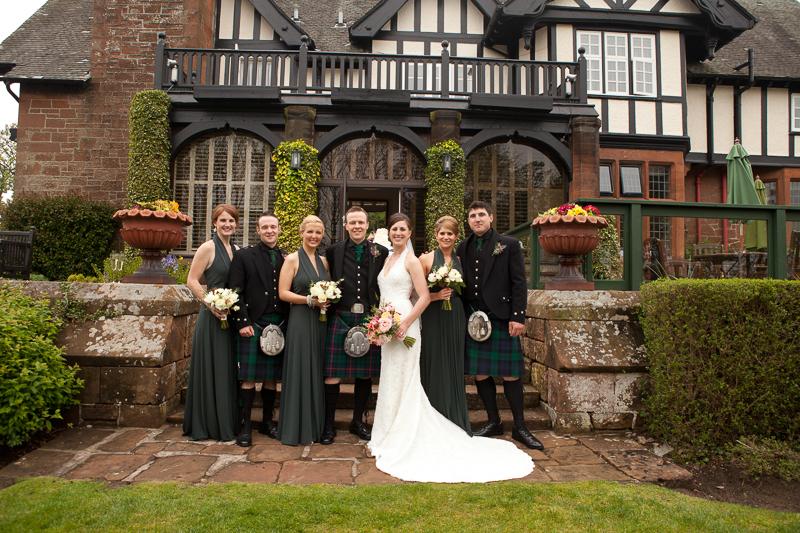 Ayrshire wedding venues Ayrshire weddings at Piersland