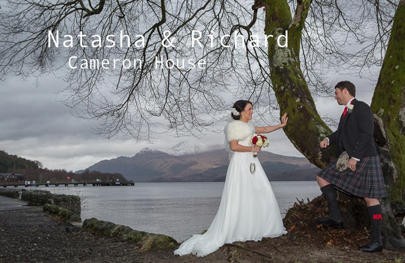 wedding, photographers, Cameron house hotel