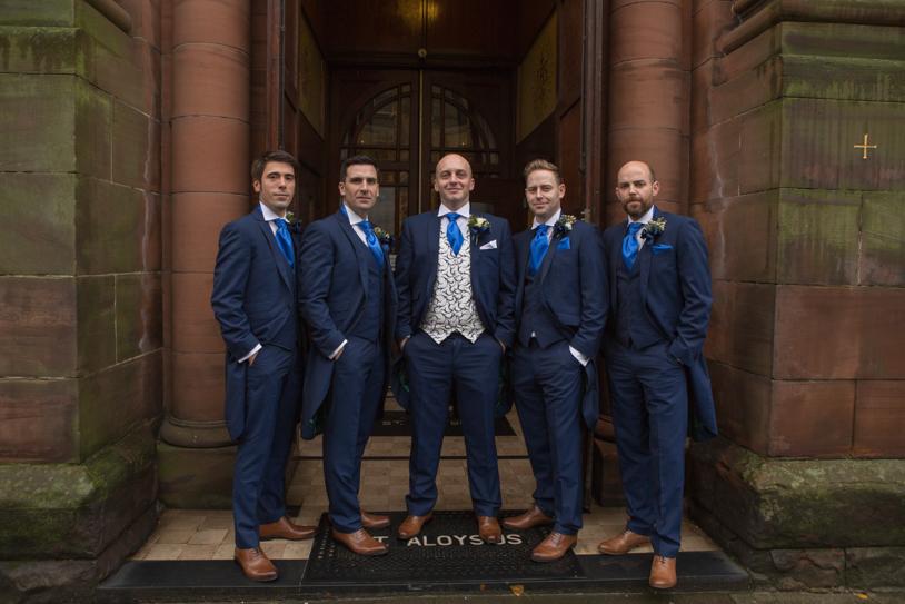 Wedding photography Loch Green.-019