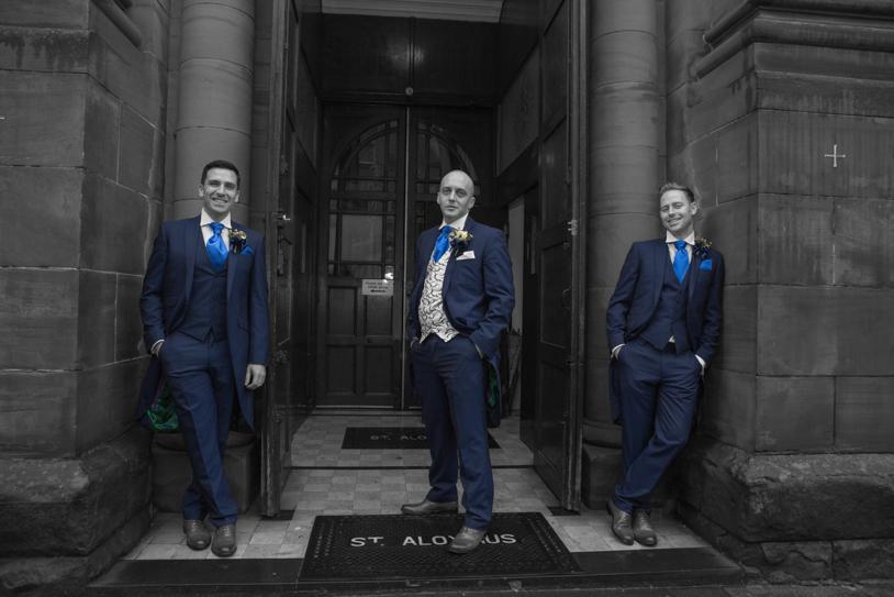 Wedding photography Loch Green.-020