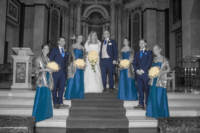 Wedding photography Loch Green.-028