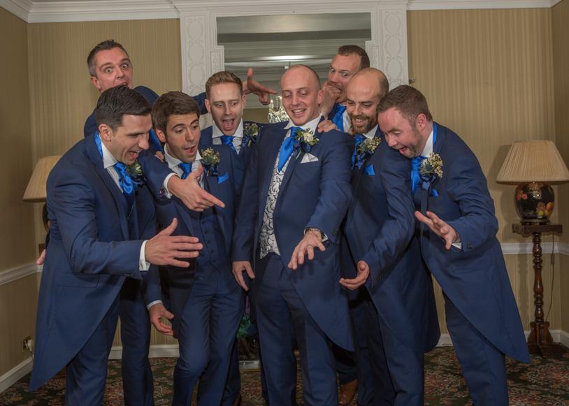 Wedding photography Loch Green.-038