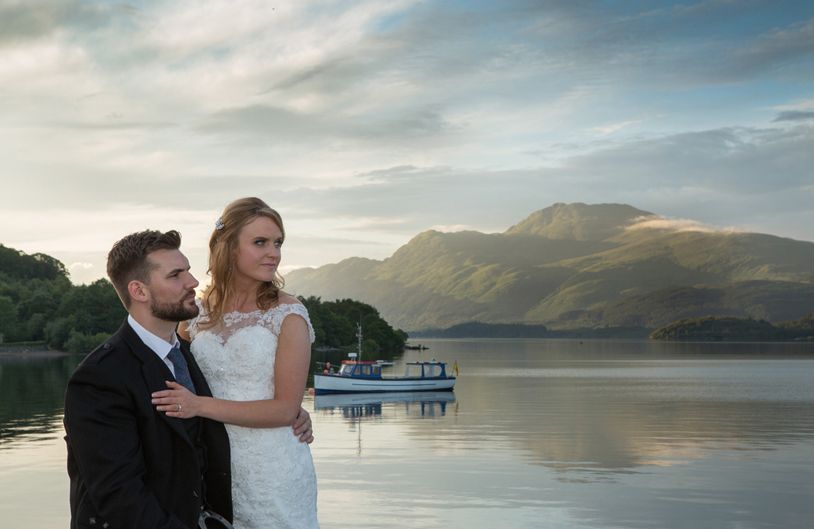 wedding, photographers, photography, Lodge on The Loch