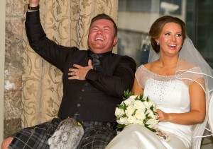 Wedding photographers Glasgow