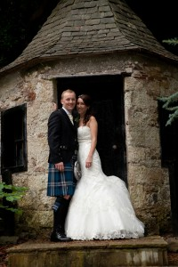 wedding photography Brig O Doon