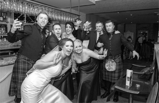 wedding, photographers, glasgow