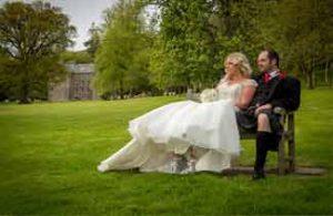 wedding, photographers, Culcreuch Castle