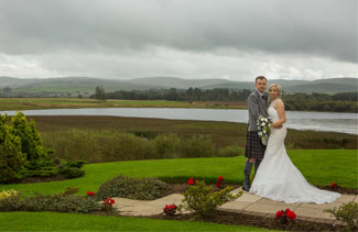 wedding, photography, Lochside Hotel