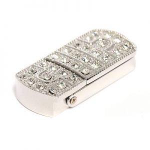 Sparkly flip USB