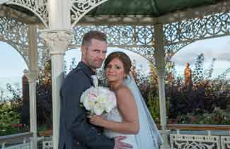 wedding photographers Ingliston Country club