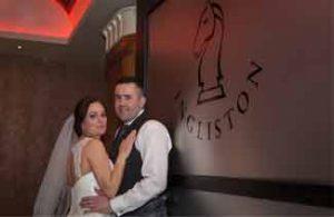 wedding photography Ingliston Country club