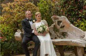 wedding photography Dalziel Park hotel