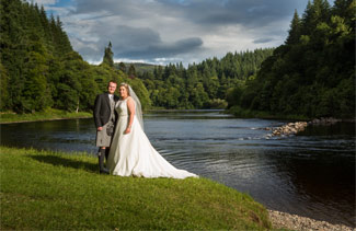 wedding, photography, Dunkeld House hotel