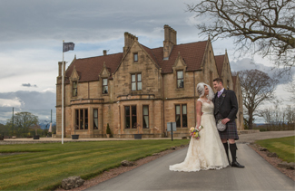 wedding photography Glenbervie house, Glasgow
