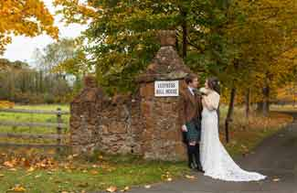 wedding photography North Berwick