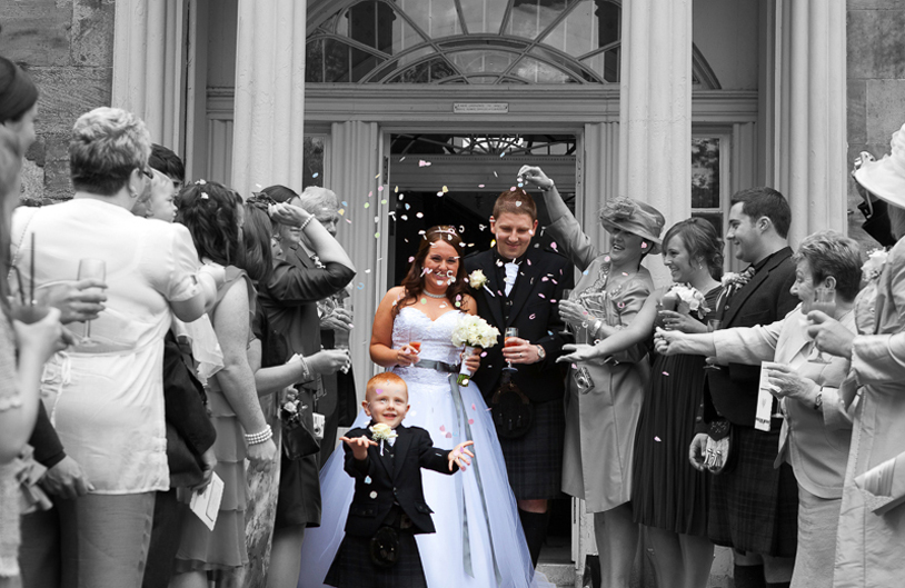 Quality Wedding Photography In Glasgow