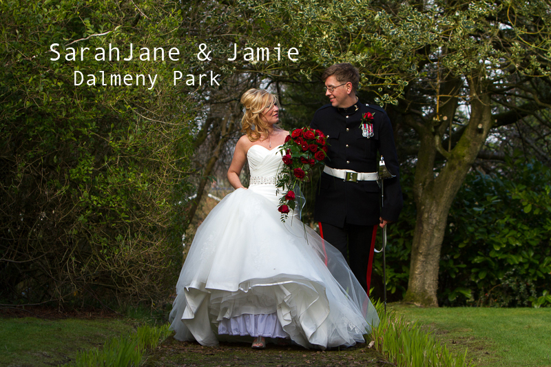 Dalmeny Park Hotel Wedding
