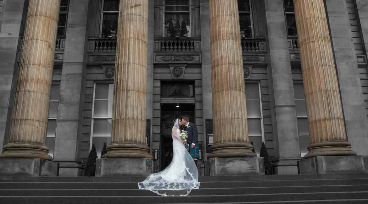 wedding photography, Edinburgh