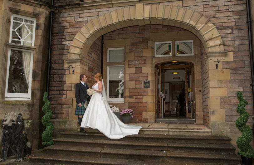 wedding photography Ingelwood hotel