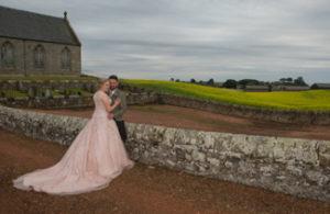 wedding photographers St Andrews